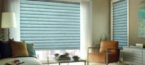 shutter window in bedroom